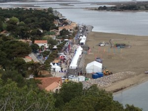 Mondial du Vent, a well organized and setup event