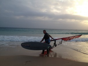 Tarifa training #4